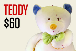 Click here to order Teddy