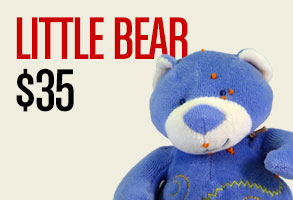 Click here to order Little Bear